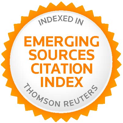 Indexing in Emerging Sources Citation, Thomson Reuters